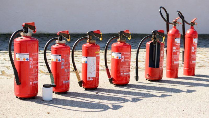 Пожарная безопасность в салоне красоты
