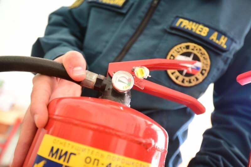 Проверка пожарной инспекцией