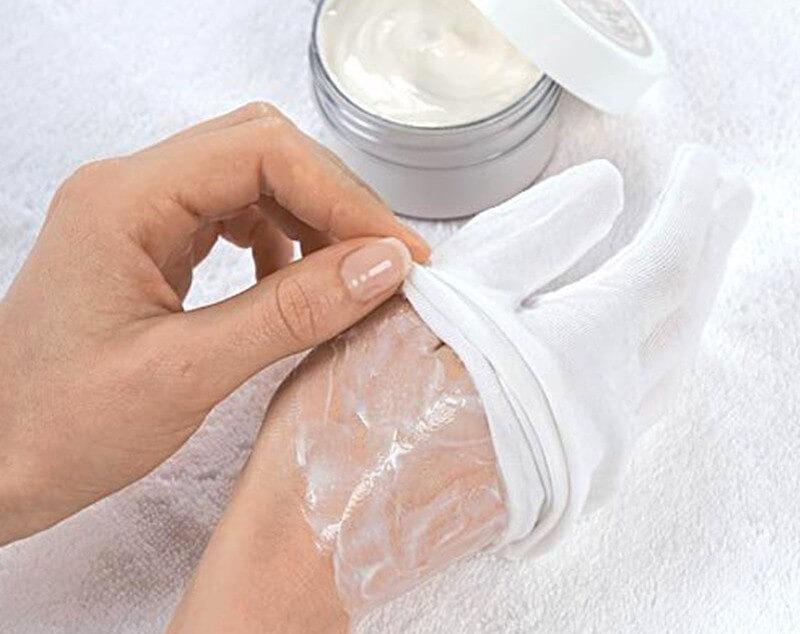 Как делать маски для рук
