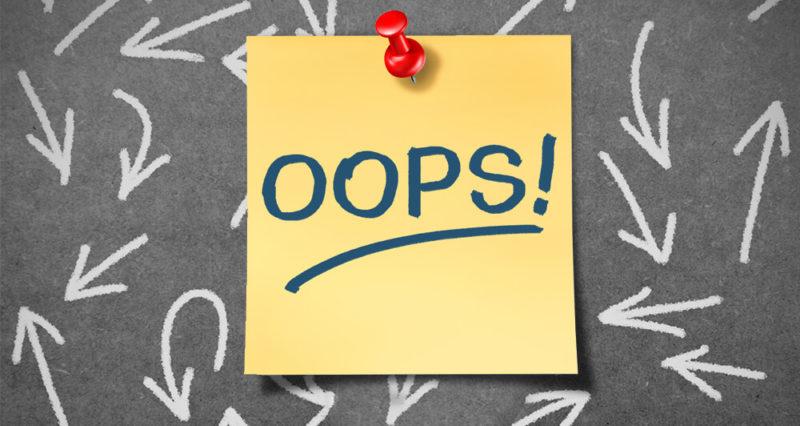Распространенные ошибки при составлении бизнес-плана