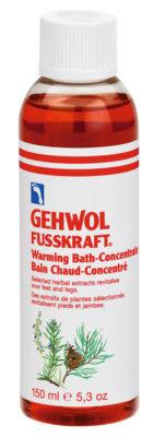 Разогревающее средство для ванны Геволь