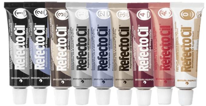 Средства от бренда RefectoCil