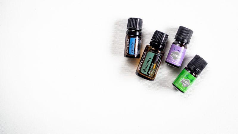 Рекомендации по использованию аромамасел
