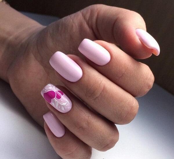 Что означает розовый цвет