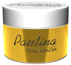 Runail, Гель-краска Pautina, цвет – золото