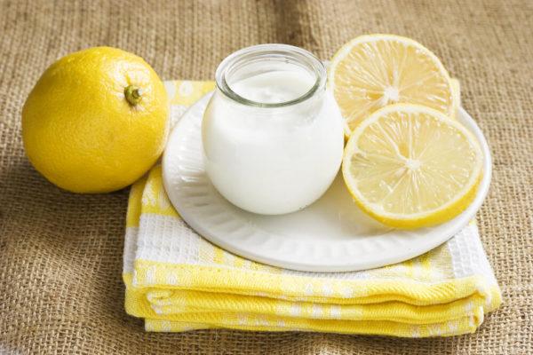 Ванны с молоком и лимоном