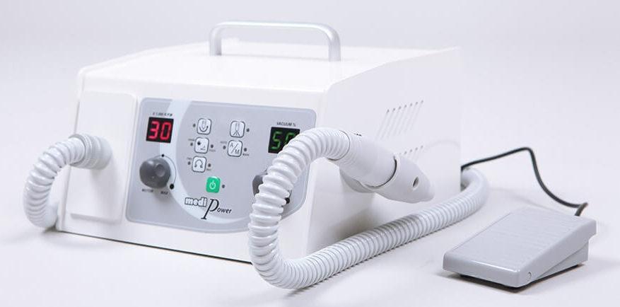 Профессиональный аппарат для маникюра и педикюра Saeshin MediPower Южная Корея