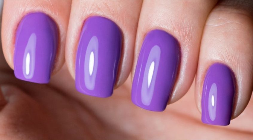 Что такое блик на ногтях