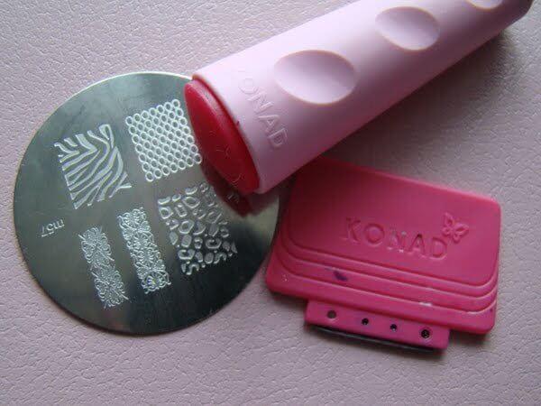 Инструмент для нанесения штампа