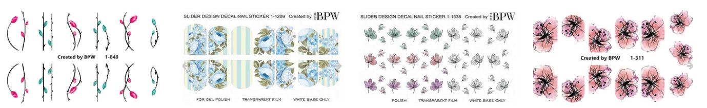 Слайдеры от брендов BPW.Style и Freedecor