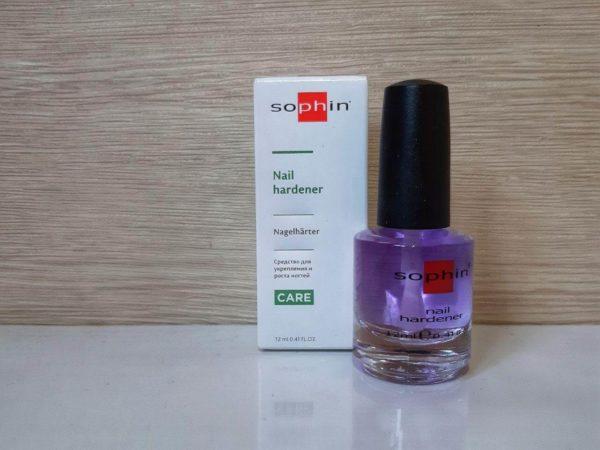 Nail hardener – Средство для укрепления и роста ногтей