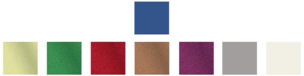 Нетрадиционные композиции из красных, розовых или зеленых лаков