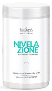 Nivelazione Farmona соль для ванн обзор