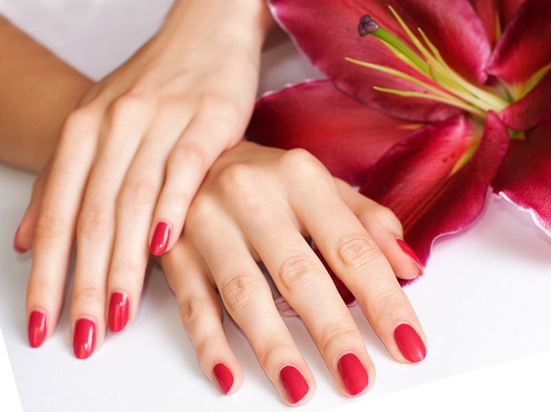 Спа процедуры для рук и ногтей