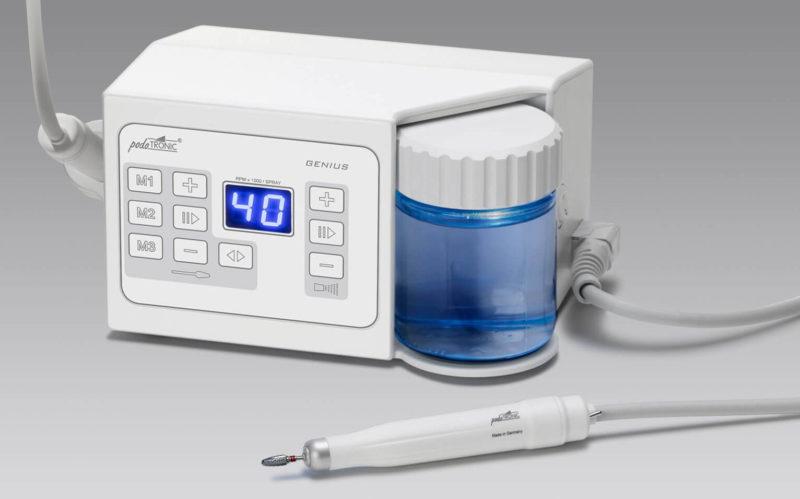 Что такое спрей в педикюрном аппарате