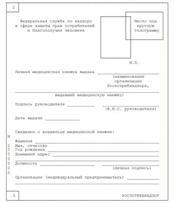 Страница с личной информацией владельца