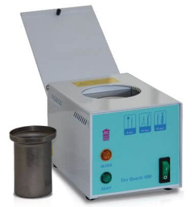 Tau Steril гласперленовый стерилизатор Tau Quartz 500