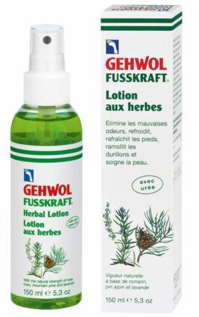 Травяной лосьон «Фусскрафт» от Gehwol
