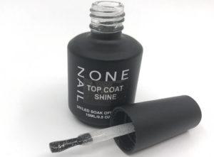 Ультрафиолетовый фильтр в топе для гель-лака