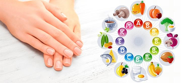 Витамины для роста ногтей