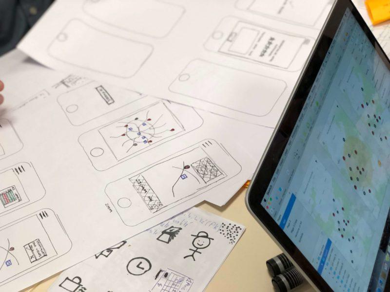 Создание UX-дизайна