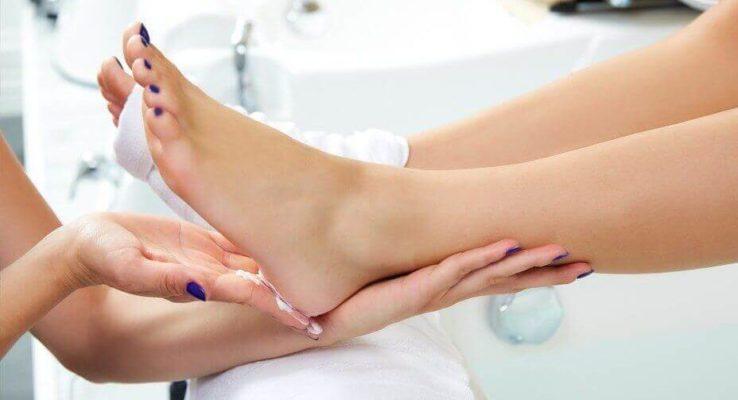 Профессиональные кремы для ног - особенности