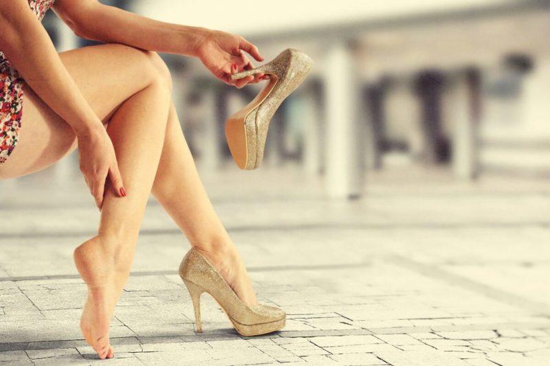 Значение ванночек для ног