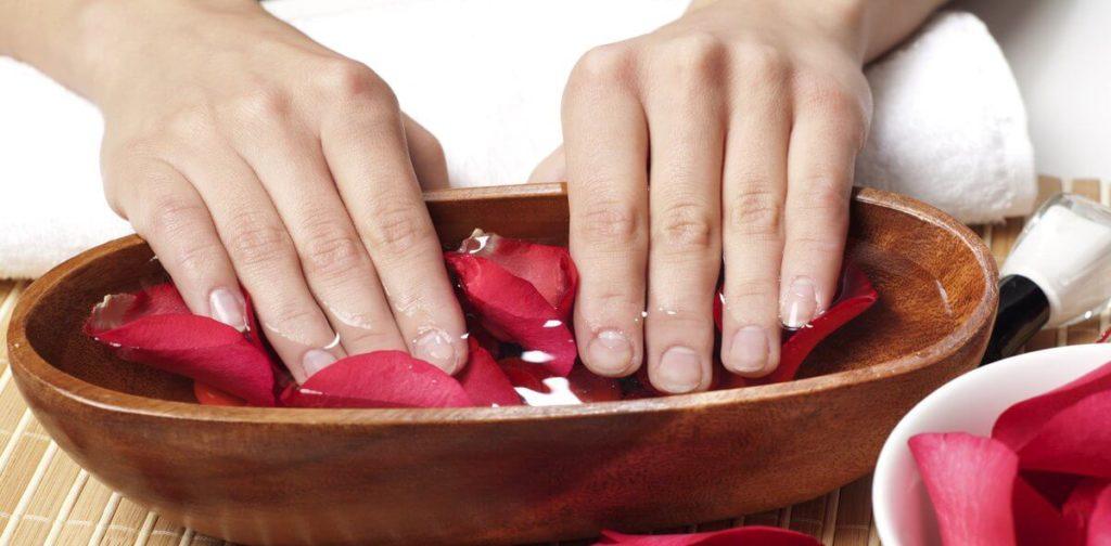Какие ванночки для ногтей полезны при беременности