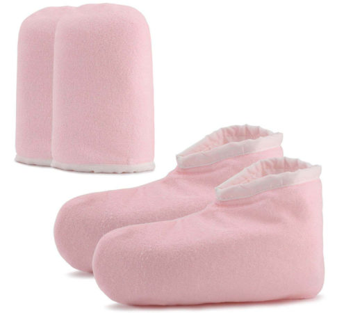 Варежки и носочки для парафинотерапии