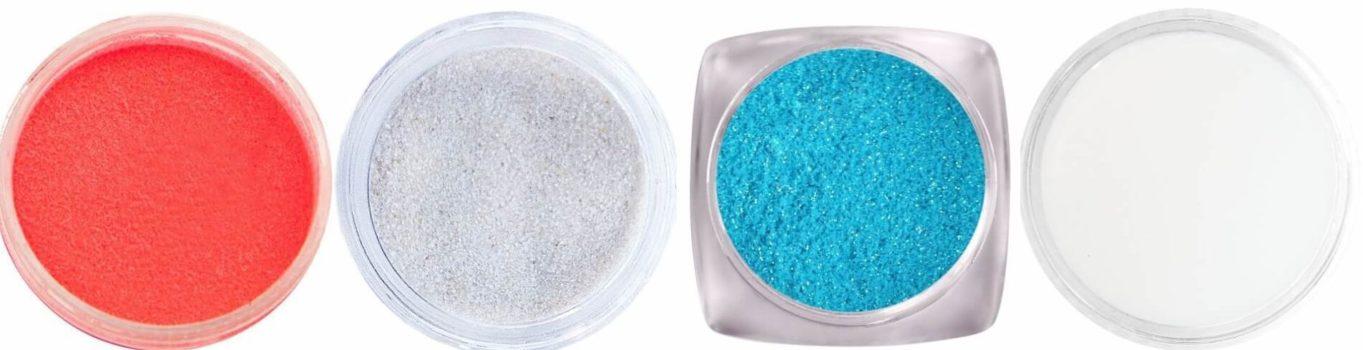 Разновидности бархатного песка