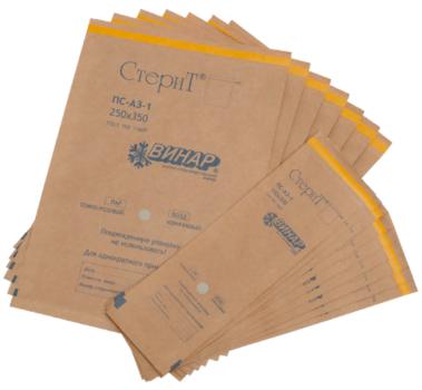 Крафт-пакеты фирмы Винар