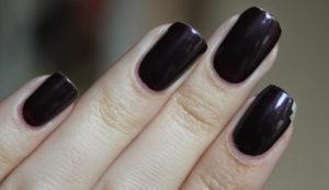 Ошибка с запечатыванием торцов ногтя