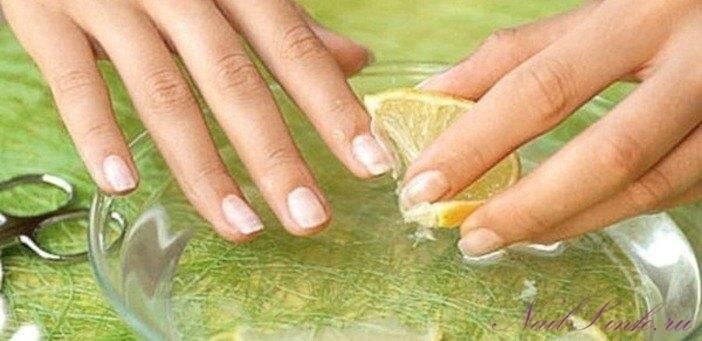 Причины зеленых ногтей, псевдомония