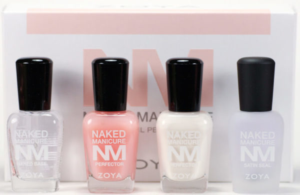 Коллекция Naked manicure