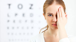Как избежать проблем со зрением мастеру маникюра